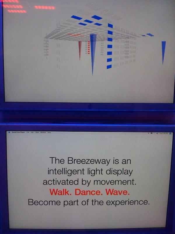 Breezeway Control Panel