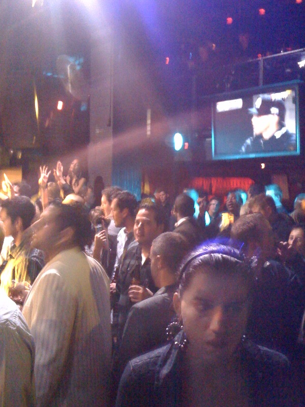 Dance Floor at Pacha NYC