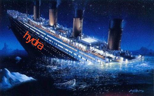Hydra (Sinking Ship)