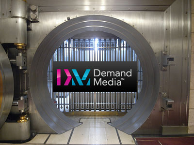 Demand Media Banks It Hard
