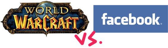 World of Warcraft vs Facebook